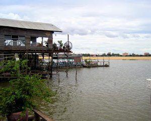 The Toxic Lake of Phnom Penh