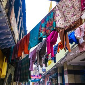Startling, Colorful Photos of Paharganj, New Delhi, India