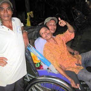 A Rickshaw Through Old Hue!