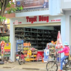 Ain't No Convenience Store Chains in Vietnam!