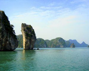 Halong Bay is Nuts