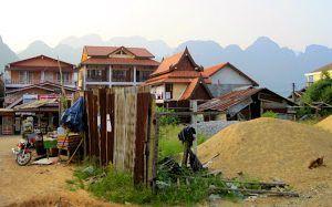 Vang Vieng's Cultural Contrasts