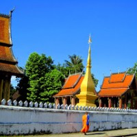 Beautiful Sights of Luang Prabang, Laos