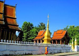 Beautiful Sights of Luang Prabang, Laos