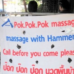 Chuckle-ish Signs from Chiang Mai