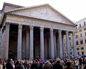 Observations About Rome in December