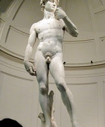 Touring Florence 2: The David!