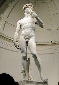 Touring Florence 2: The David!