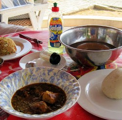 An Intro to Food in Ghana!