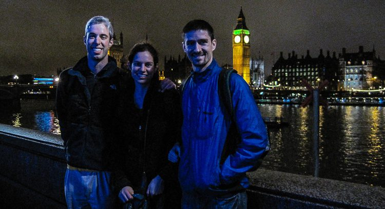 Good times in London!
