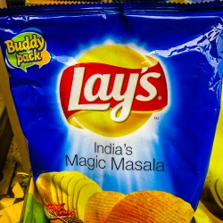 Funny Cultural Differences in Snack Chips of India