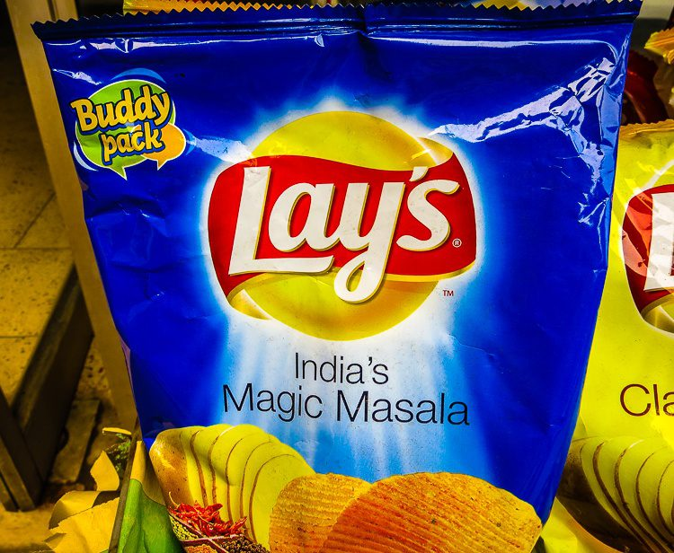 Is this flavor of chips sold anywhere beyond India?