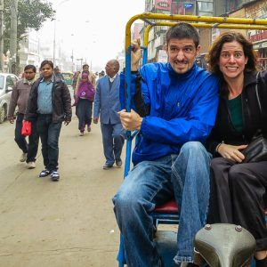 16 Fun Moments on a Rickshaw Tour of Old Delhi, India