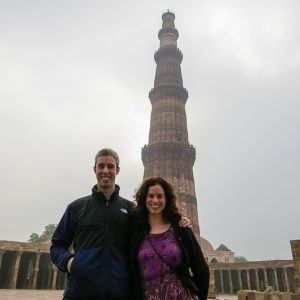 The Tallest Brick Minaret in the World: Qutb Minar, India