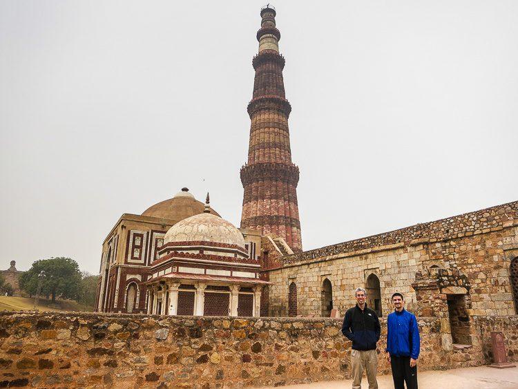 You are amazing, Qutb Minar!