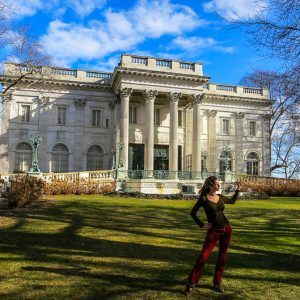 Mansions of Newport, Rhode Island: Great or Upsetting?
