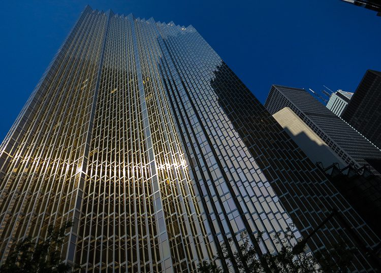 Tall glass buildings of the world, I love you!