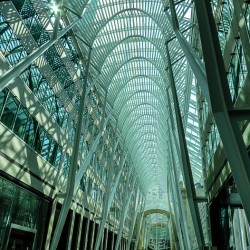 Lovely Glass Architecture of Downtown Toronto, Canada