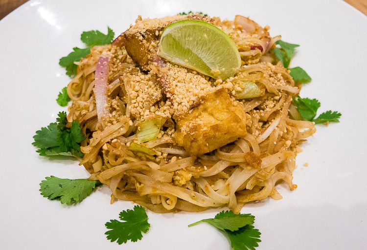 Pad Thai: An old favorite.