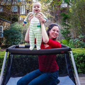 A Great Travel Crib for Baby to Sleep Safely on the Move