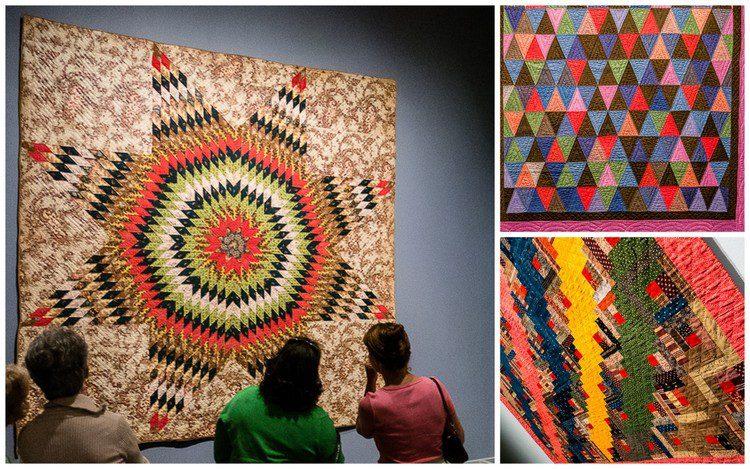 Quilt patterns starburst triangles