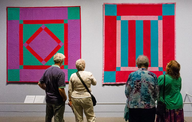 Quilt art and history