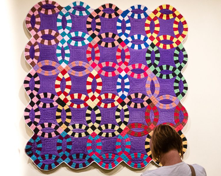 """Quilt patterns: """"rings"""" quilting idea"""
