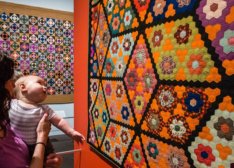 Quilt patterns: Ideas from history