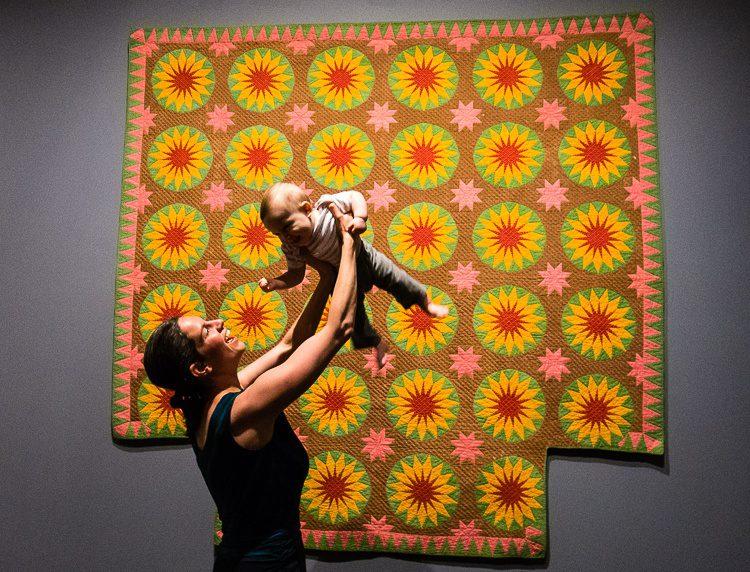 Quilt patterns starburst sun