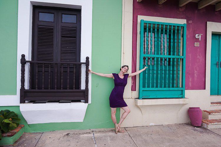 Green house? Mauve house? I want both!