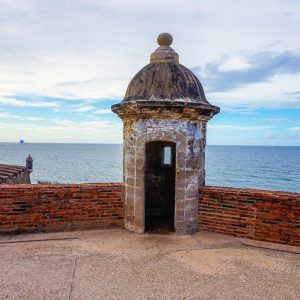 The Famous, Beautiful Forts of Old San Juan, Puerto Rico