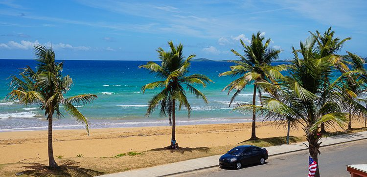 Renting a car in Puerto Rico