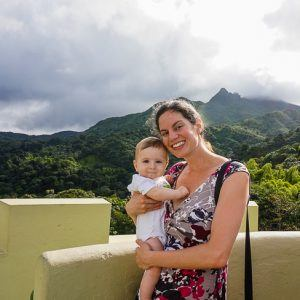Is it Safe to Visit El Yunque Rainforest, PR, with a Baby?