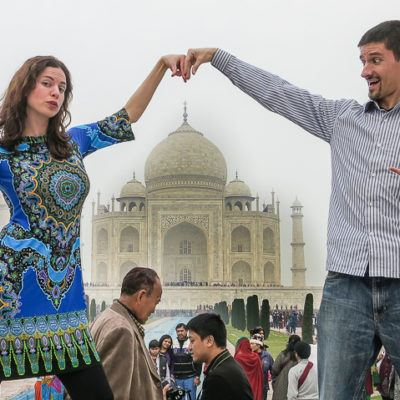 Inside the Taj Mahal, India: 12 Facts + Visiting