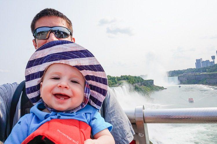Niagara Falls is awesome!