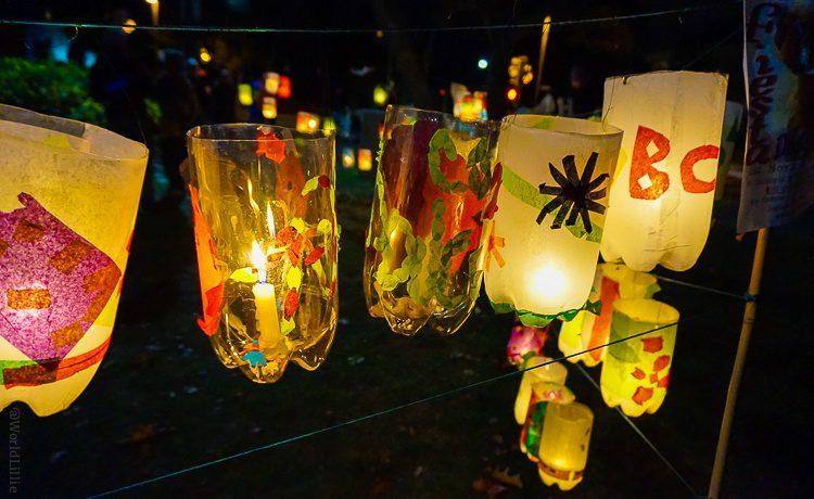 Boston lantern parade and festival
