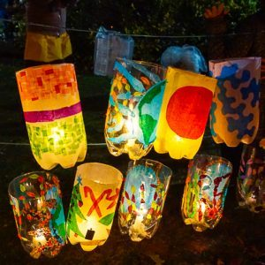 Create Your Own Lantern Festival: A Beautiful Art Project