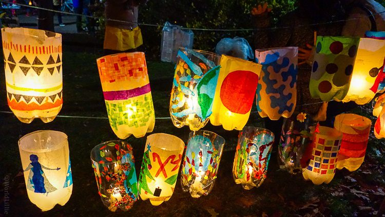 Image gallery lantern art project for How to make a beautiful lantern