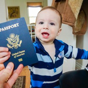 A Warning About Getting the First Passport for Your Child