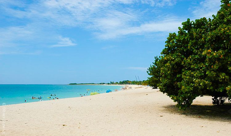 Cuba has some of the most incredible beaches in the world.