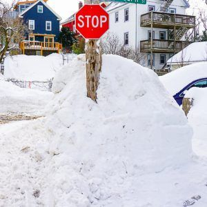 Photos of Boston Under 6 Feet of Record Blizzard Snow
