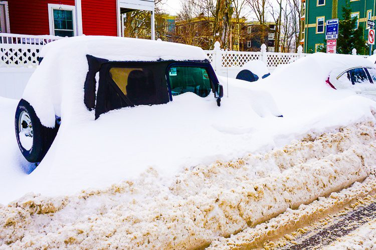 Those cars may not get out until spring.