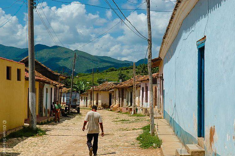 Trinidad, Cuba was beyond beautiful.