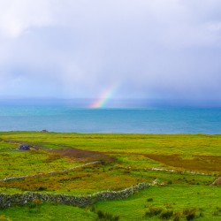 Where in Ireland to Find the World's Best Rainbows