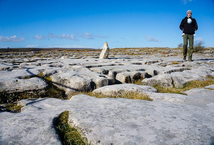 Visiting the Burren Ireland
