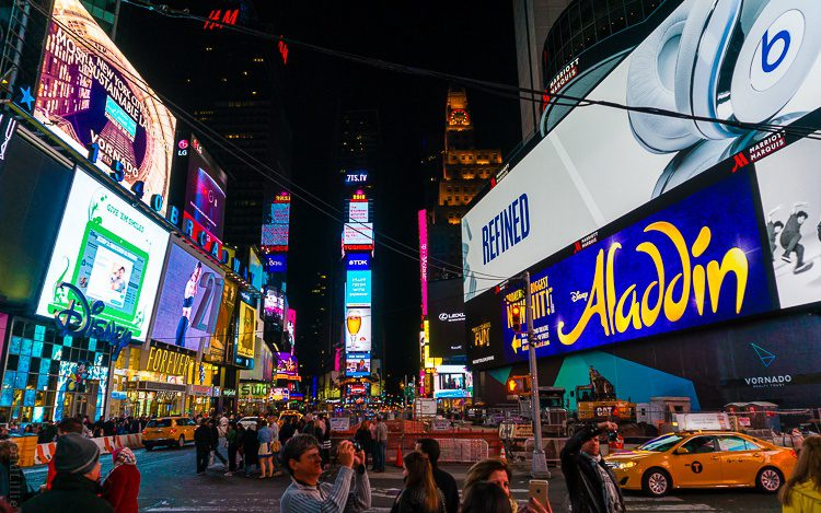 Do YOU love Times Square?