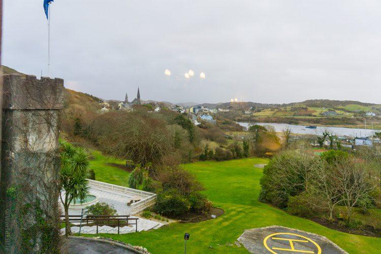 Castle hotels in Ireland