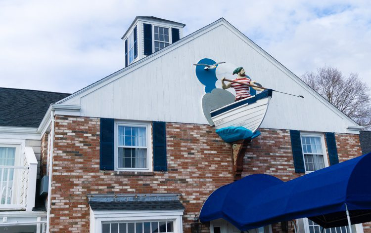 The Inn at Mystic takes Mystic's nautical spirit to heart!