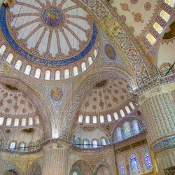 The Blue Mosque in Istanbul, Turkey: Astounding Details