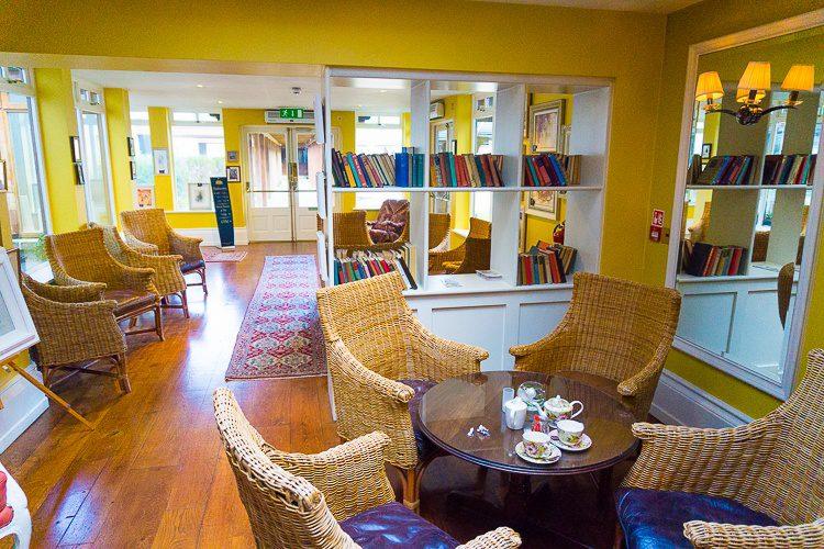 Fancy a cozy spot to read?